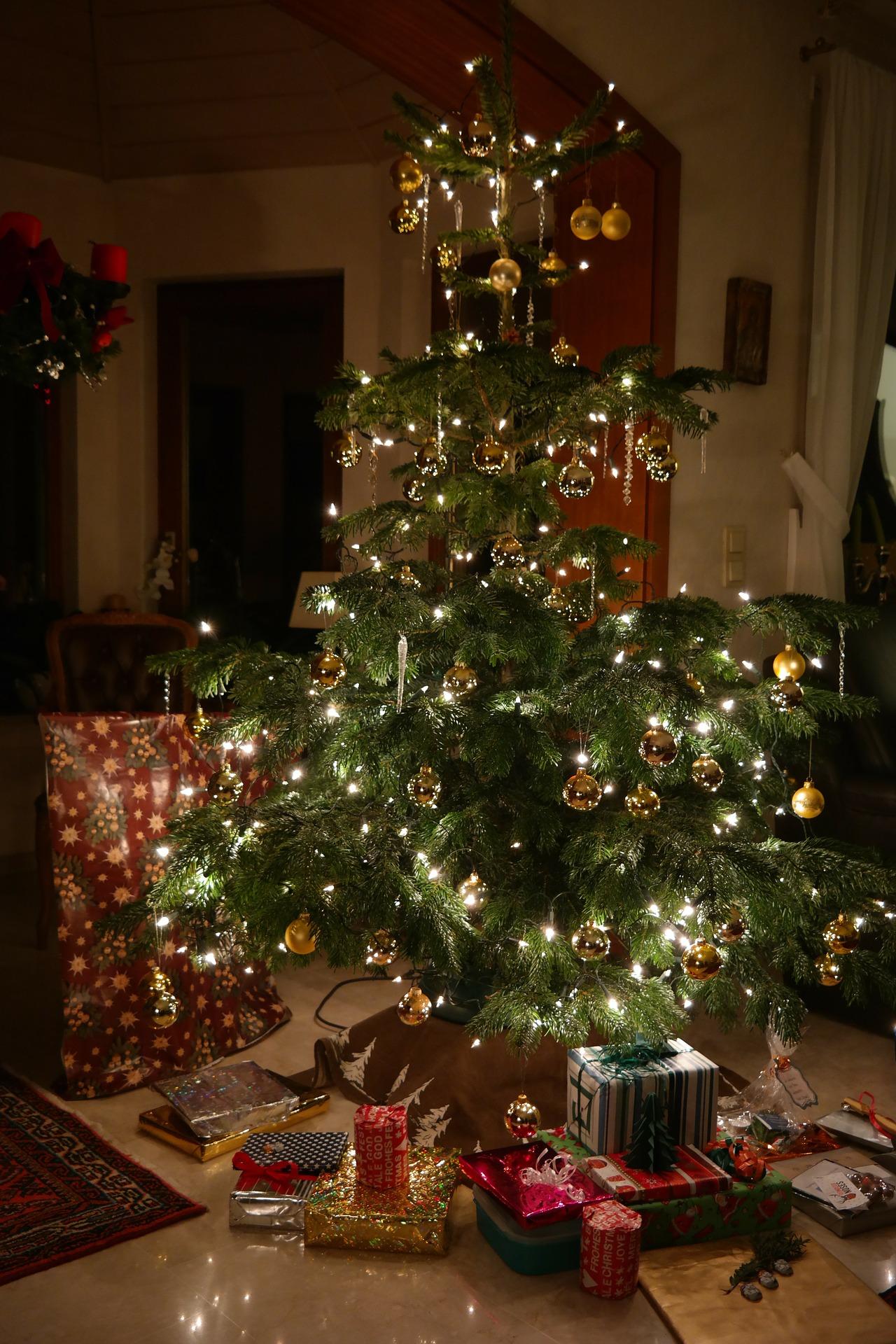 kerst interieur ideen