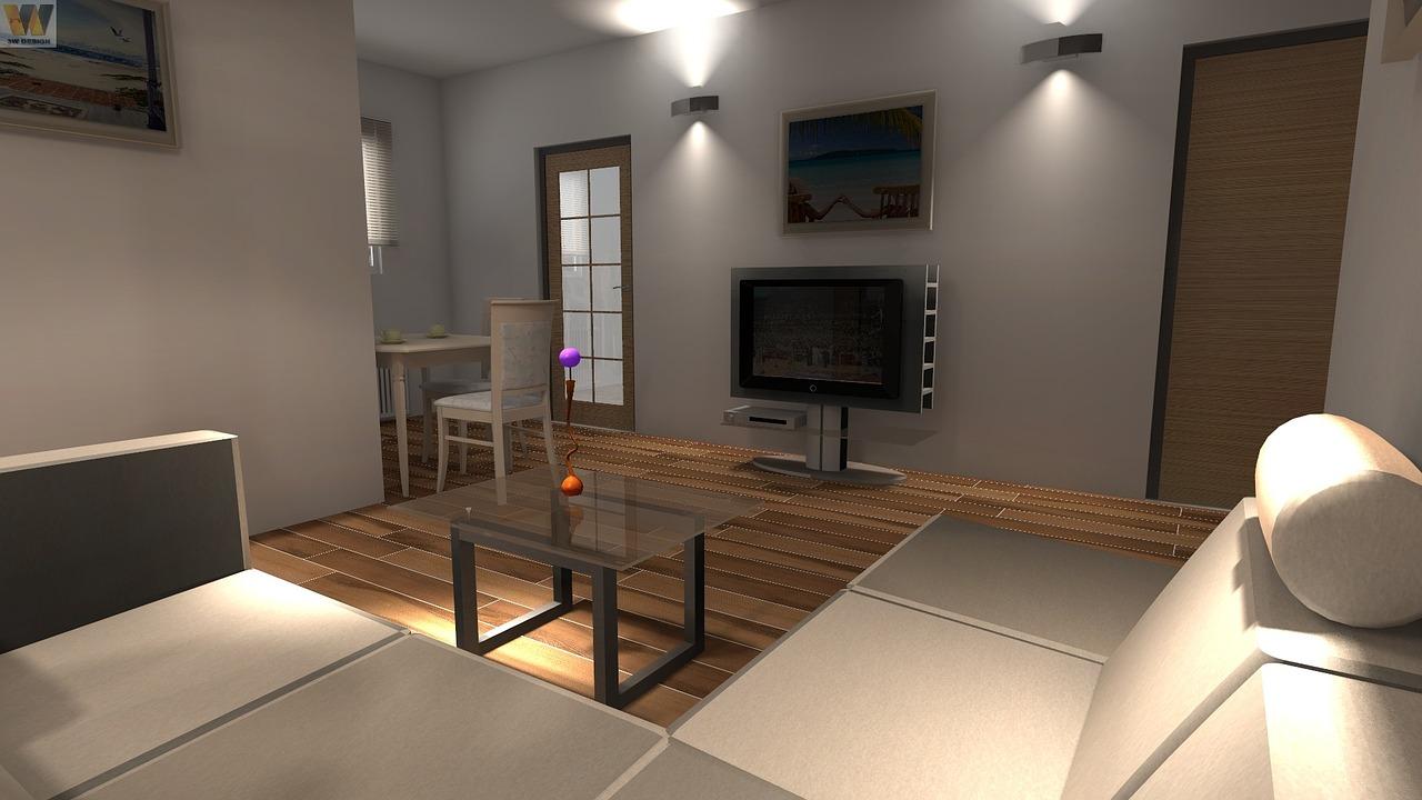 Welke kleur in de woonkamer woning voordeel Welke nl woonkamer