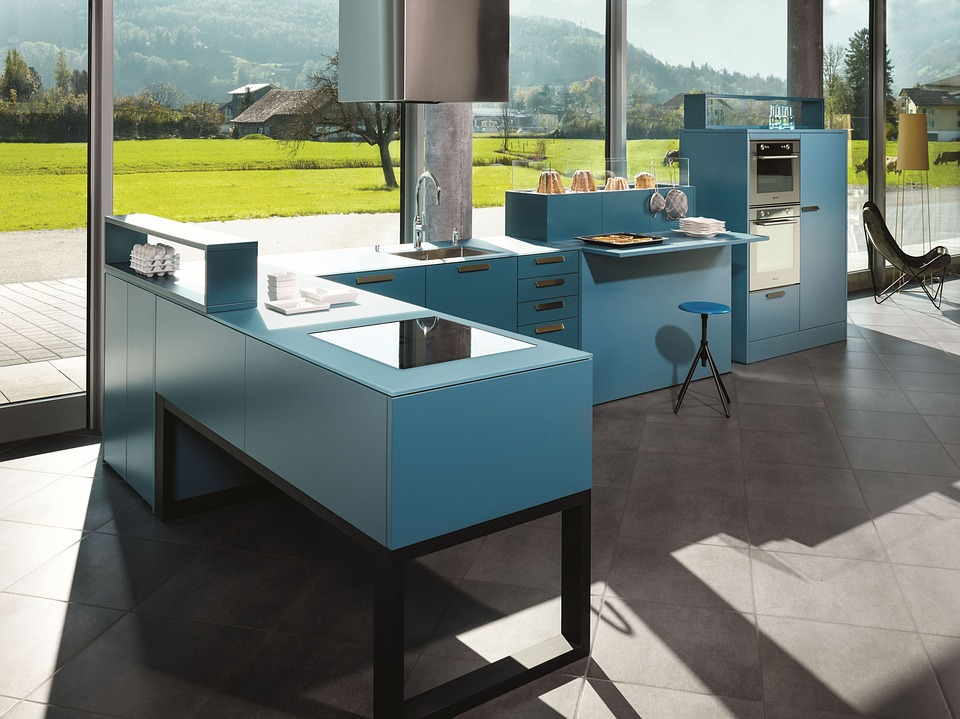 Een open keuken slim inrichten woning voordeel - Hoe dicht een open keuken ...