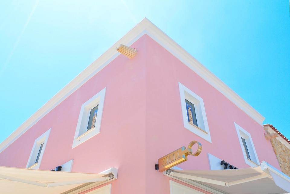 Wat zijn pastelkleuren in huis