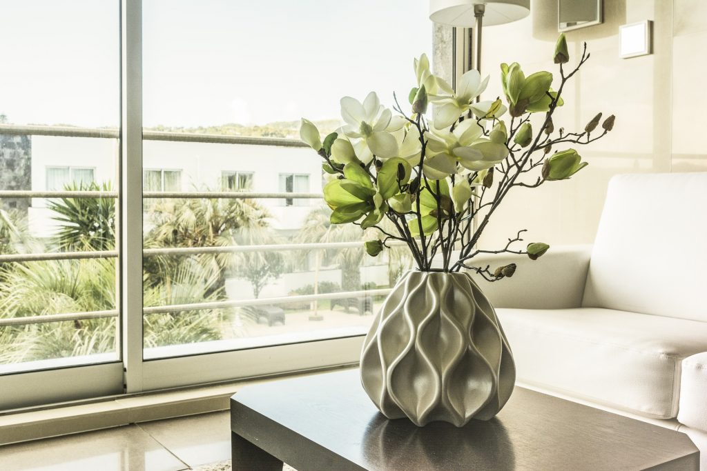 gebruik groen in huis